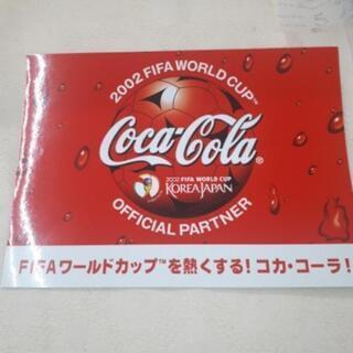 ステッカー 2002 FIFA WORLD CUP コカ・コーラ