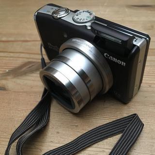 中古美品 Canon キヤノン Power Shot SX200 ...