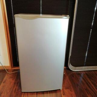 美品 一人暮らしにピッタリサイズの冷蔵庫