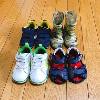 13センチ靴いろいろ