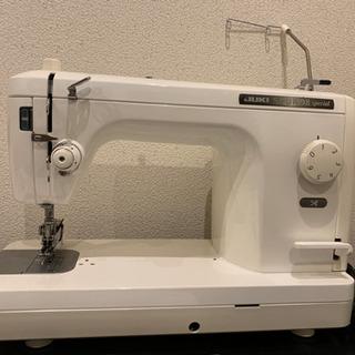 革縫い可 職業用ミシン JUKI SPUR 98 special...