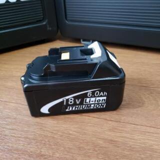 新品・未使用 マキタ 18v 互換バッテリー BL1860 6....