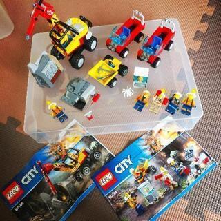 LEGO/乗り物セット