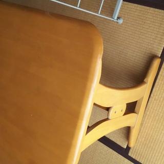 ダイニングテーブル&椅子3脚