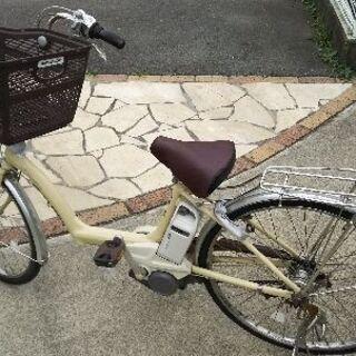 電動自転車 YAMAHA パス リトルモア