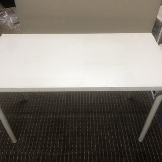 ☆中古 激安!!多目的 テーブル ホワイト デスク インテリア家具...