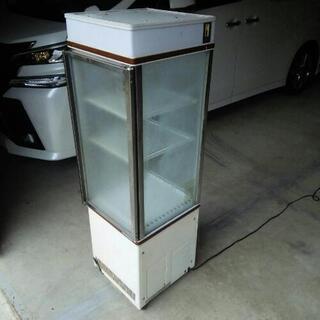 中古  1982年製造   古い  冷蔵ショーケース   …