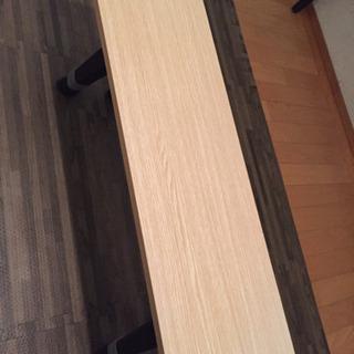 手作り折り畳みテーブル