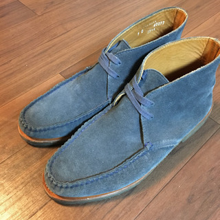 SHIPS x HAND SEWING MOCCASIN モカシ...