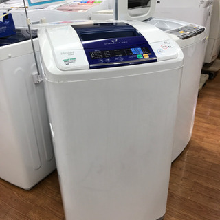 安心の6ヶ月保証付!ハイアール 全自動洗濯機【トレファク武蔵村山店】