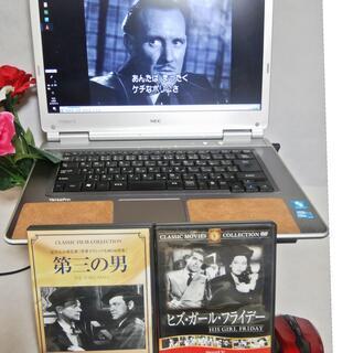 NEC PC-VY24GD 中古美品 15インチ液晶画面