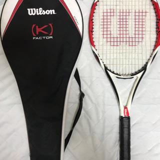 ウイルソン テニス ラケット ケース付き