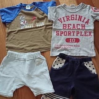サイズ80 Tシャツ パンツ セット