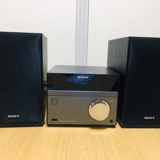 SONY マルチコネクトコンポ (Bluetooth・CD対応)...