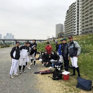【大田区/土曜日午前活動】新設草野球チーム投手募集!!【投手 or...