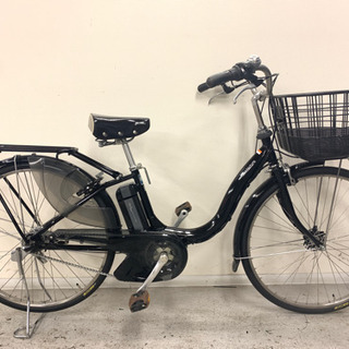 新基準ヤマハパスナチュラ8.9Ah 電動自転車中古