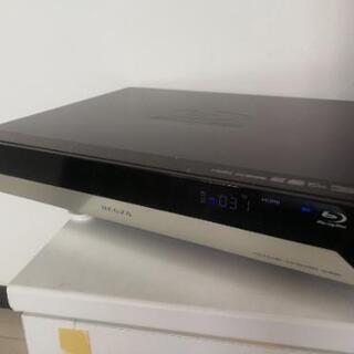 REGZAブルーレイ500GB  RD-BR600