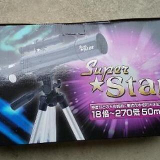 天体・地上望遠鏡