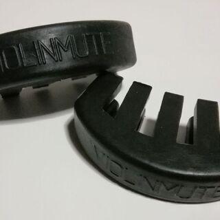 VIOLINMUTE   バイオリンミュート  新品2個一組