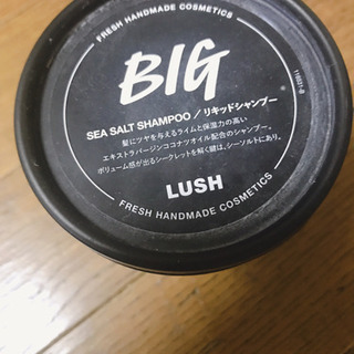 LUSH ビッグ 塩のシャンプー310グラム