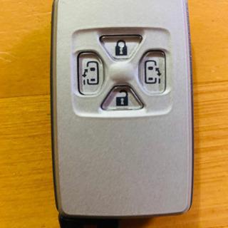 トヨタ 純正スマートキー 4ボタン式