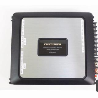 カロッツェリア GM-D4600アンプ 取り外しができる方のみに...