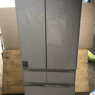 日立ノンフロン冷凍冷蔵庫 R-HW52J(XW)型 520L 2...