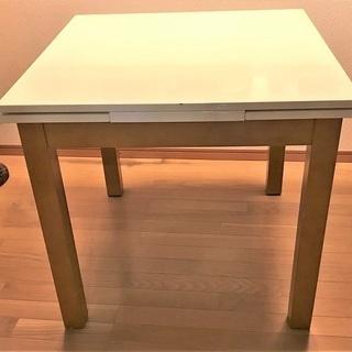 【 値下げしました 03 】エクステンション(伸縮式)テーブル ...