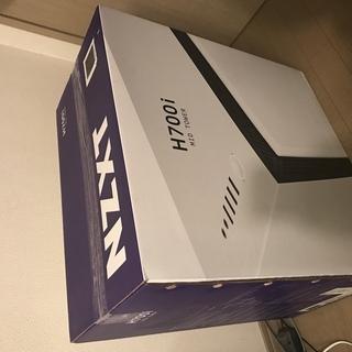 NZXT インテリジェントPCケース H700i ブラック 新品