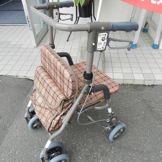 島製作所 歩行器 シンフォニーSP 取扱説明書付属 介護用品 歩...