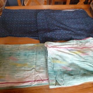 ◆中古品◆リメイク用にいかがですか?着物・帯・着物地など色々ござ...
