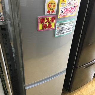 美品 2017年製 SHARP シャープ 167L冷蔵庫 どっちも...