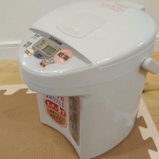 【美品】電気ポット 象印CV-AX22
