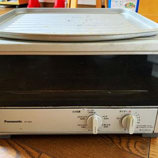 Panosonic製のオーブントースター