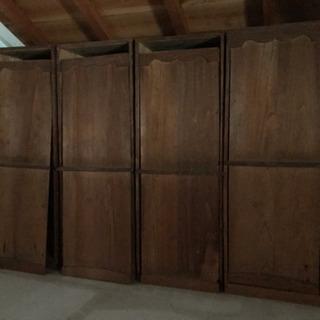 収納家具 木箱 アンティーク 古美術
