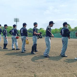 草野球メンバー募集中