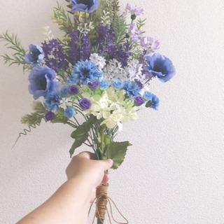 ♡造花ブーケ♡クラッチタイプ