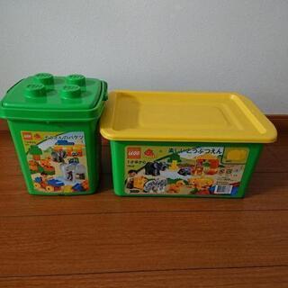 レゴ LEGO 楽しいどうぶつえん ぞうさんのバケツセット