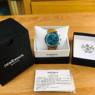 NEWYORKER 腕時計