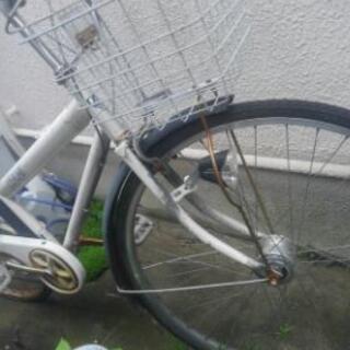 無料自転車27インチ