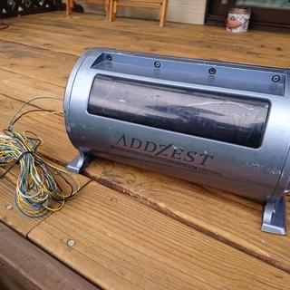 (動作確認ok)ADDZEST アゼスト SRV505 16cm...