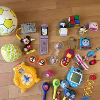 小さい子向けのおもちゃ
