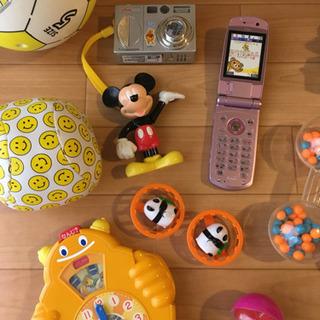 小さい子向けのおもちゃ  − 京都府