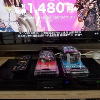 ☆東芝レグザブルーレイDBR-Z310 #05♪Wチューナー・5...