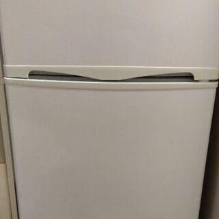 引っ越しのため 100L 冷蔵庫
