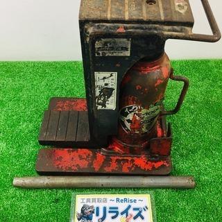 今野製作所 爪つきジャッキ M-100L【リライズ野田愛宕店】【店...