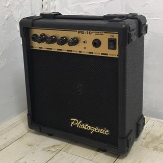 Photogenic ギターベース兼用アンプ PG10 #オーディオ