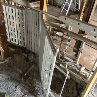 (数量限定) 介護ベッド、木材、廃材、窓ガラス