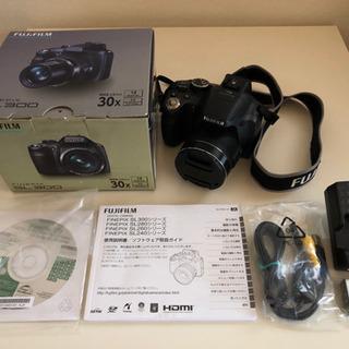 (お取引中)FUJIFILM デジタルカメラ FinePix SL300