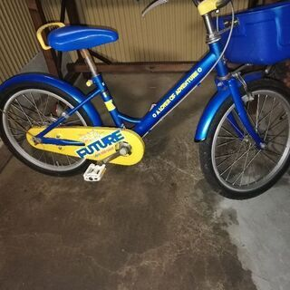 男の子18インチ自転車
